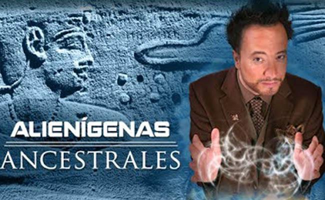 """Los """"alienígenas ancestrales"""" visitarán México"""