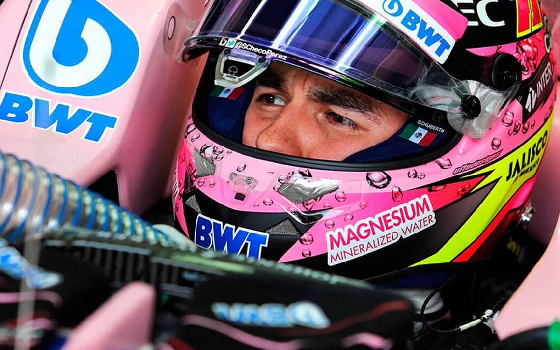 Carrera se complicó en la arrancada y hacía mucho calor: Checo Pérez