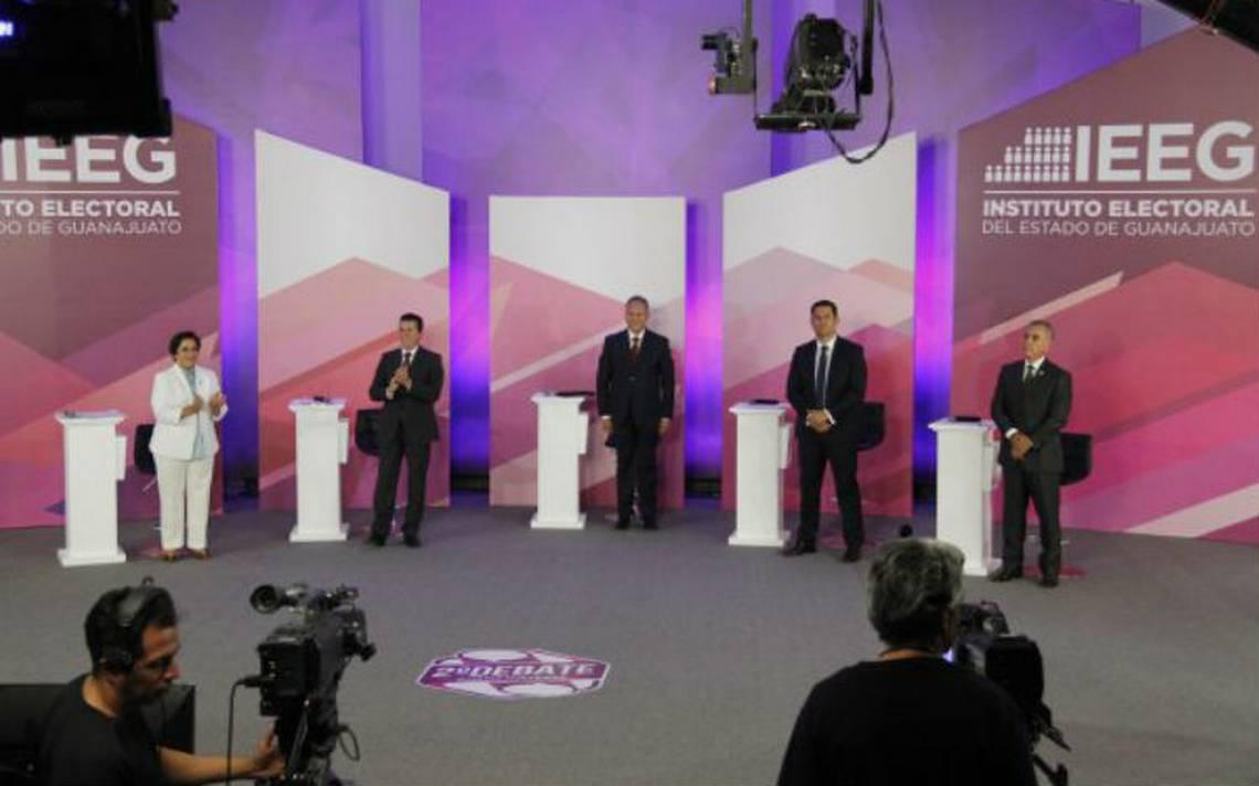 Candidatos al gobierno de Guanajuato coinciden en mejorar la educación