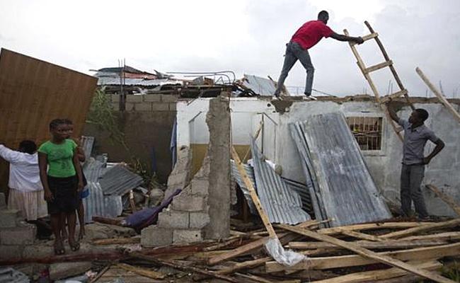 Europa anuncia ayuda adicional de 37.3 mdd a Haití