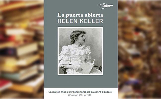 Recuerdan a Hellen Keller en el aniversario 49 de su muerte