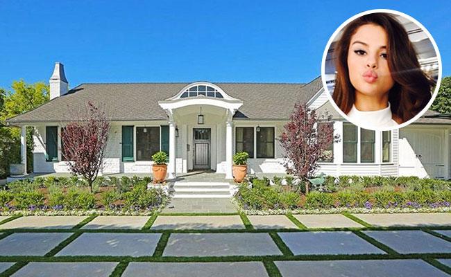 Selena Gomez compra lujosa casa por más dos mdd en California