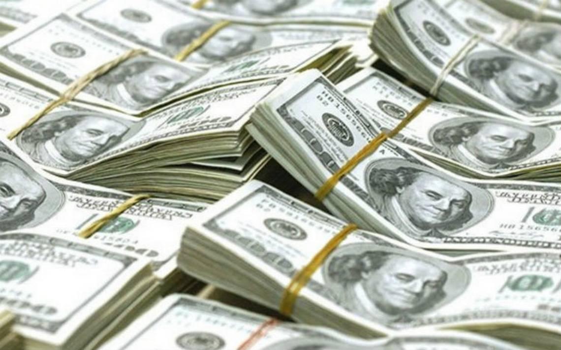 Dólar abre con descenso, se vende en $18.83 en bancos de la CDMX