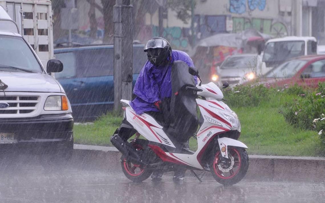 Continúan afectaciones por lluvia en 3 delegaciones de la CDMX