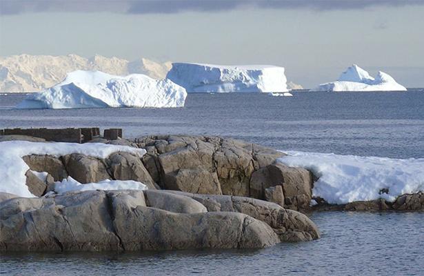 La Antártida se quedaría sin hielo debido al cambio climático