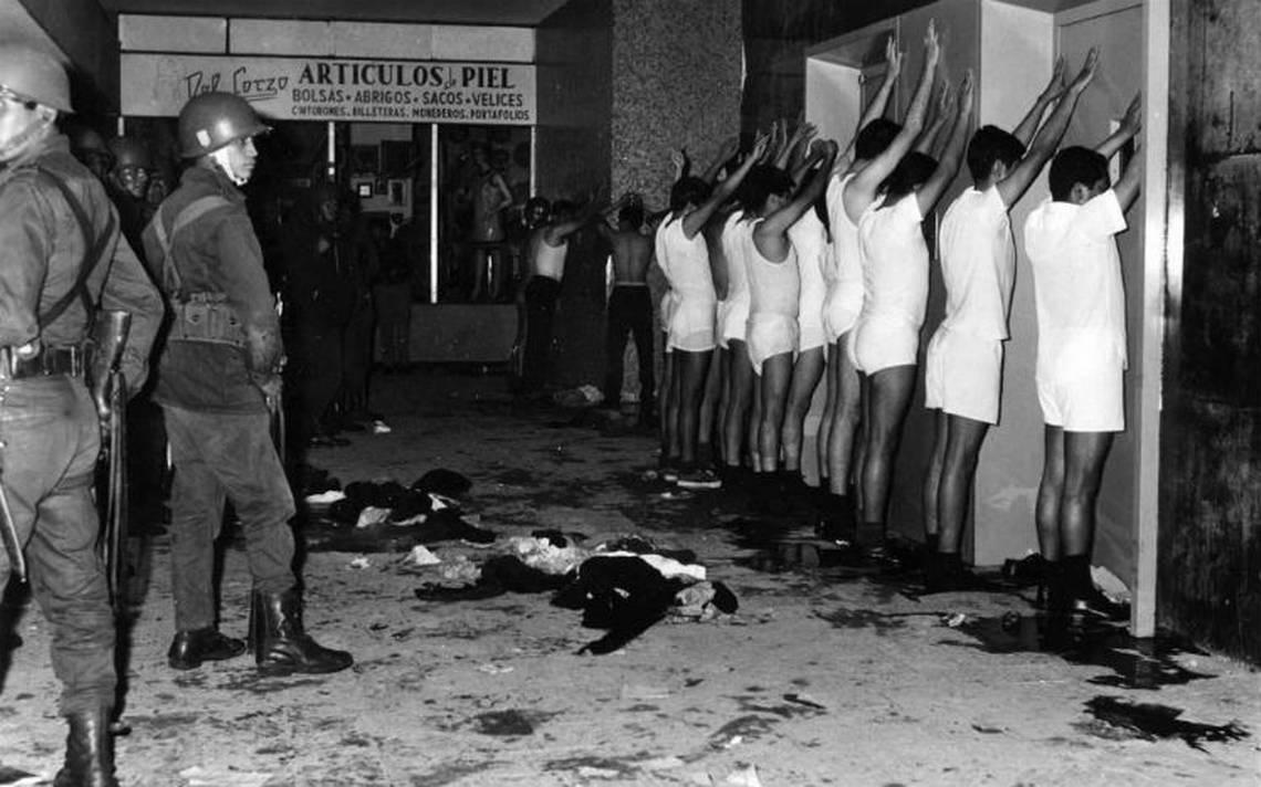 De la plaza Tres Culturas a la pantalla. Así plasmaron la masacre del 2 de octubre de 1968