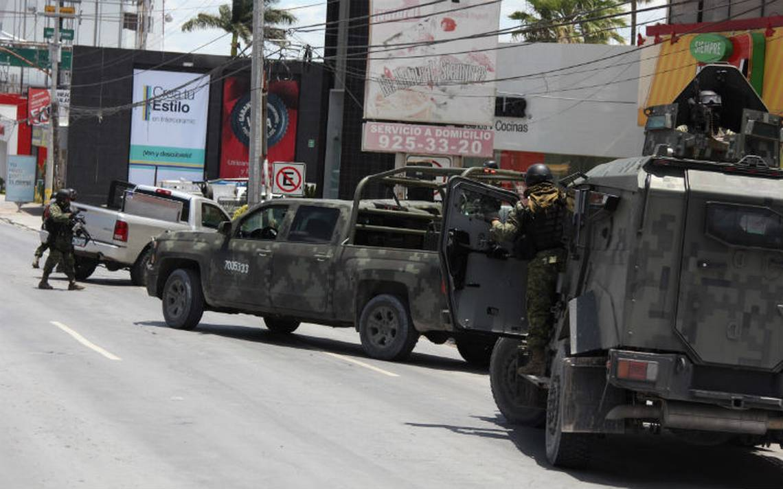 Pesquisas por desapariciones forzadas en Tamaulipas desatan balaceras