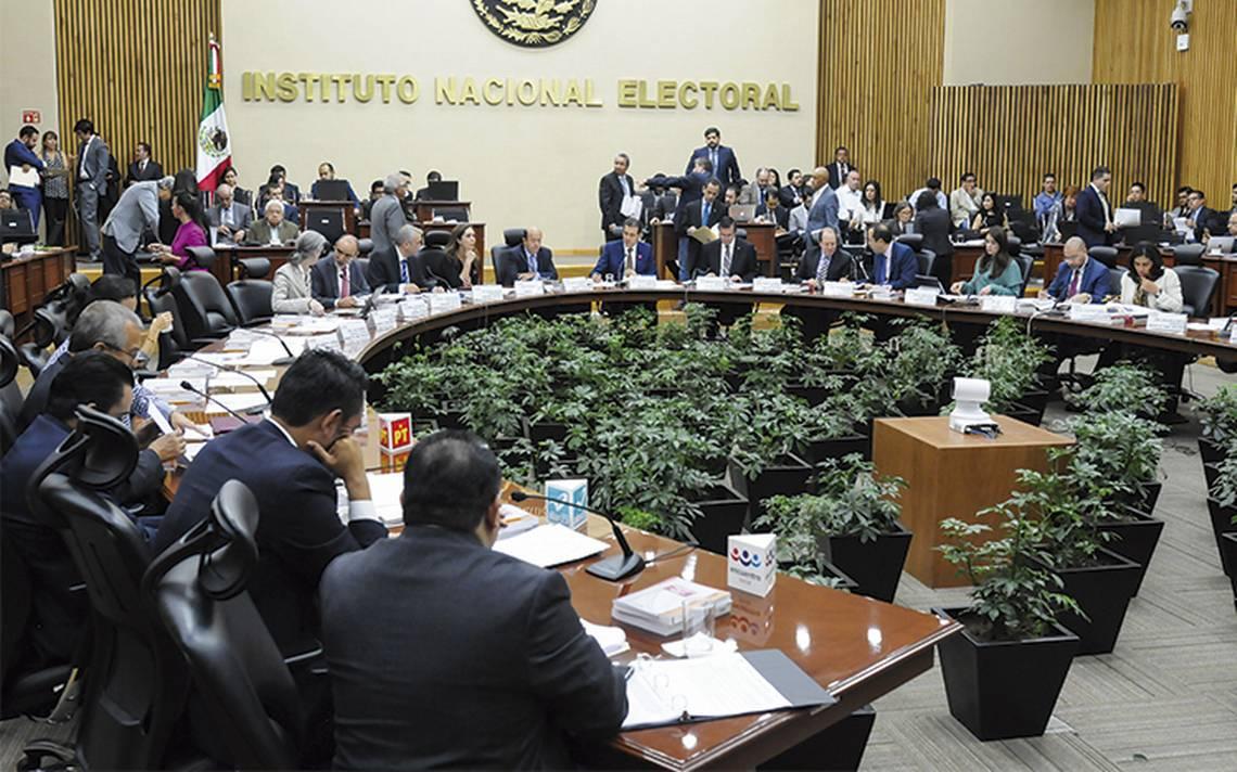 Impulsa INE nuevo formato de debates presidenciales