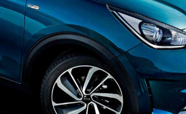 Kia afianza su estrategia global con el lanzamiento del SUV híbrido Niro