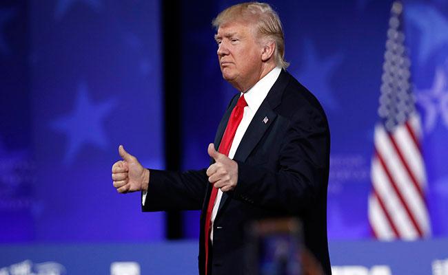 México aprueba marcas de Trump para hoteles y turismo, según AP