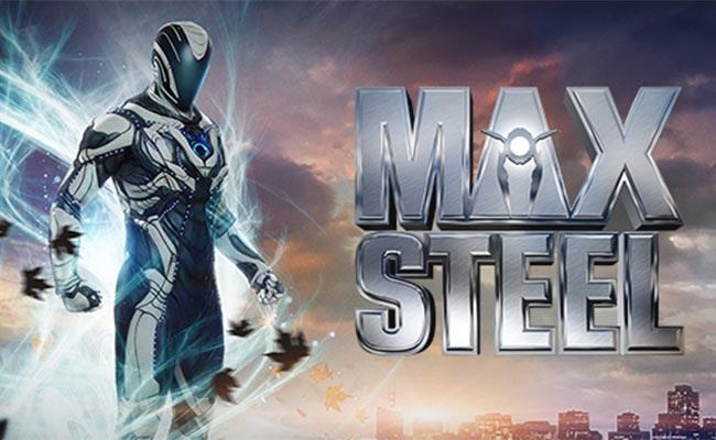 Las aventuras de Max Steel llegan al cine este fin de año