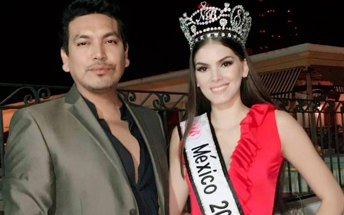 Asesinan a maestro de pasarelas de la ex Miss México Denisse Franco