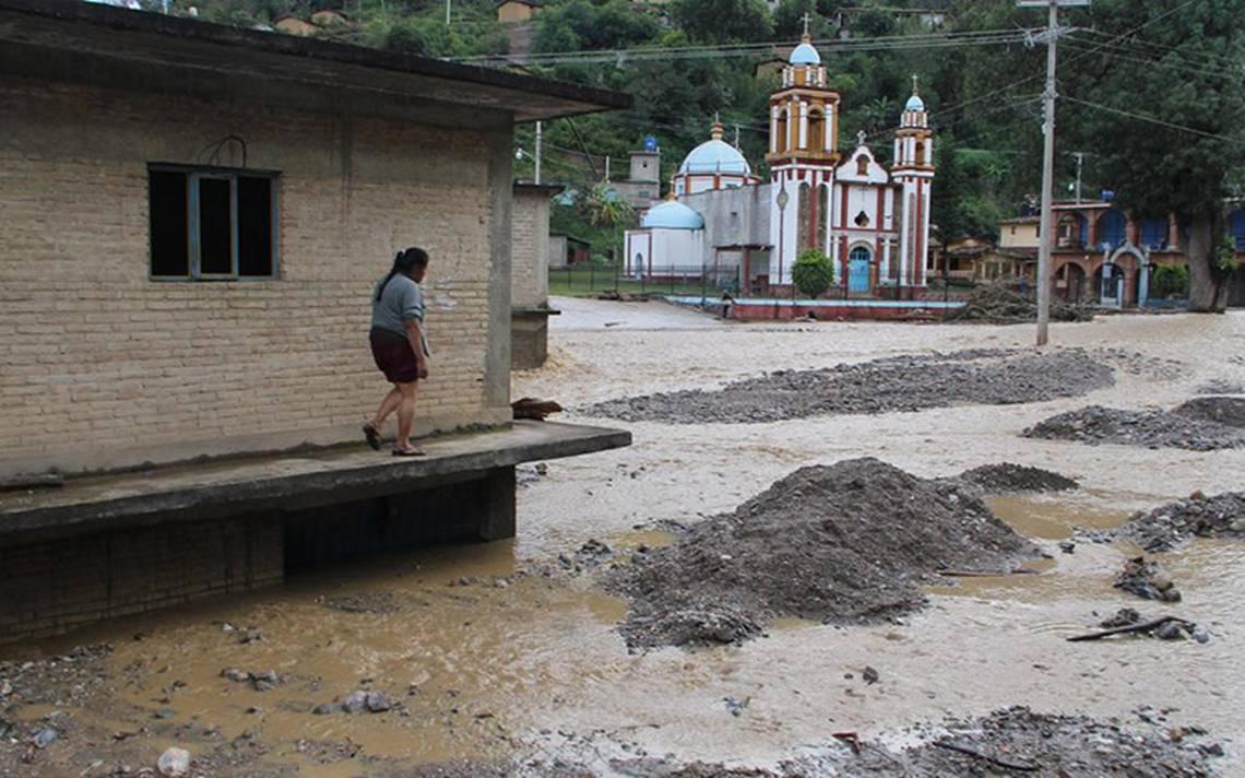 Segob declara emergencia para municipios de Oaxaca