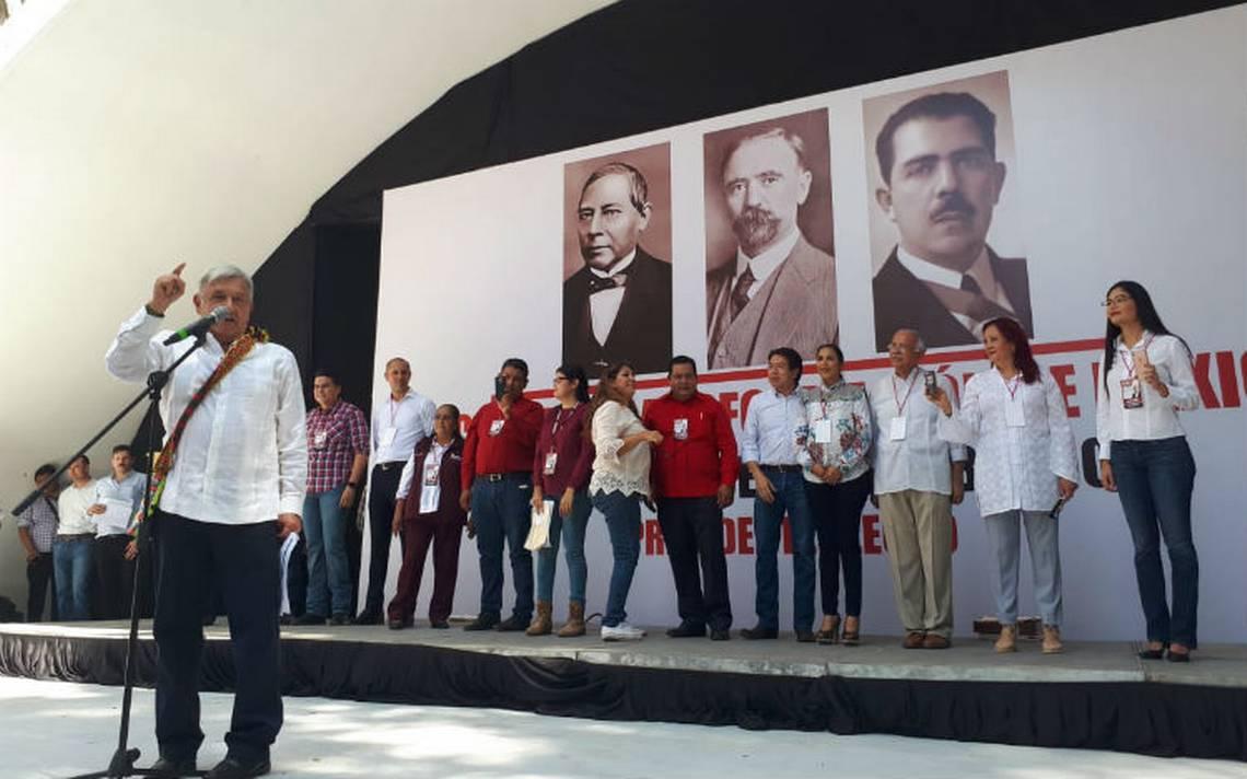 López Obrador se reunirá con gobernadores, excepto Antonio Gali de Puebla