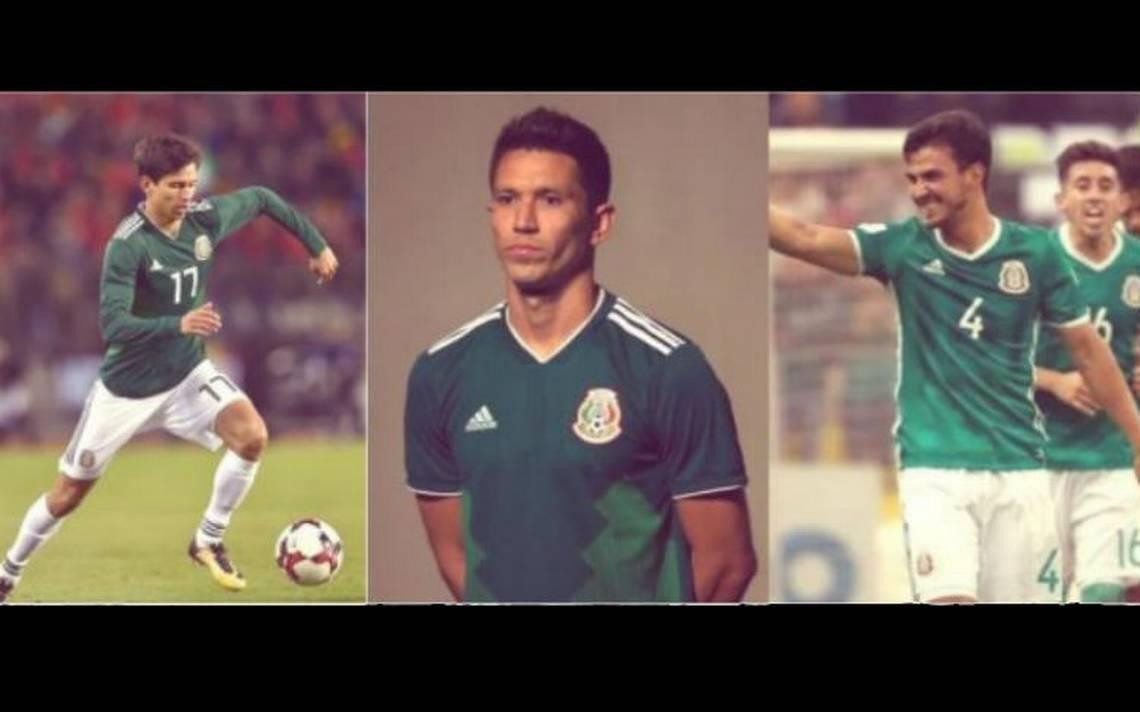 Damm, Alanís y Molina se quedan sin Mundial