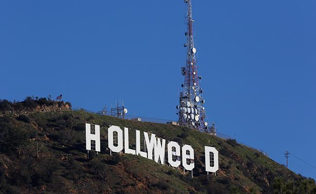"""""""Big Brother"""" al letrero de Hollywood"""