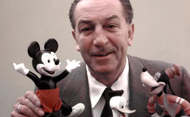 La vida de Walt Disney en su aniversario 115