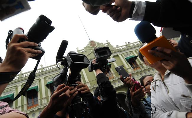 SIP condena ataques a reporteros en Colombia, México y Venezuela