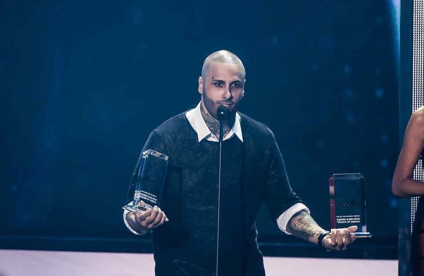 Nicky Jam lidera nominaciones a los Billboard de Música Latina