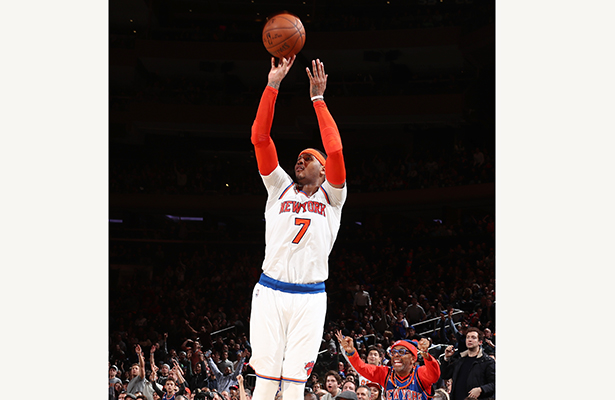 Knicks sorprendió a Spurs 94-90