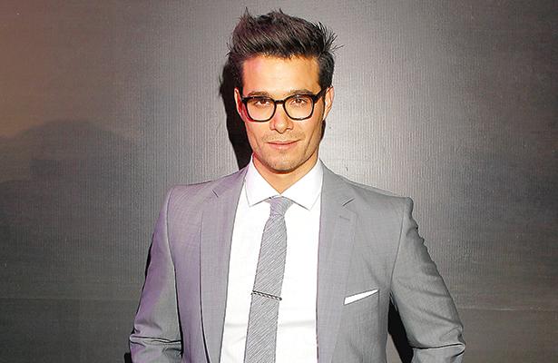 Brandon Peniche, ideal para interpretar a Enrique Guzmán