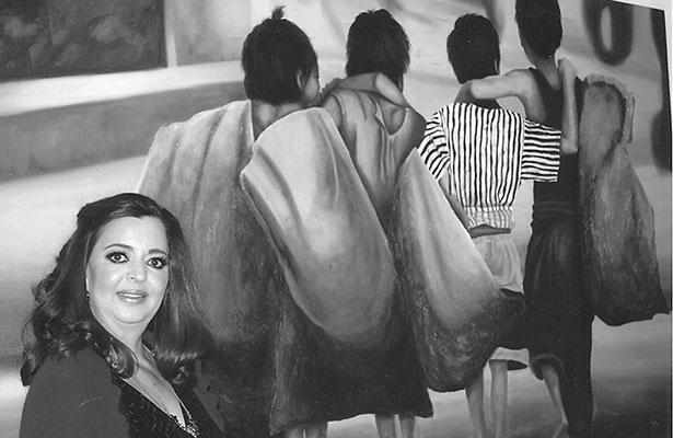 Arte y subasta por  la infancia y la esperanza