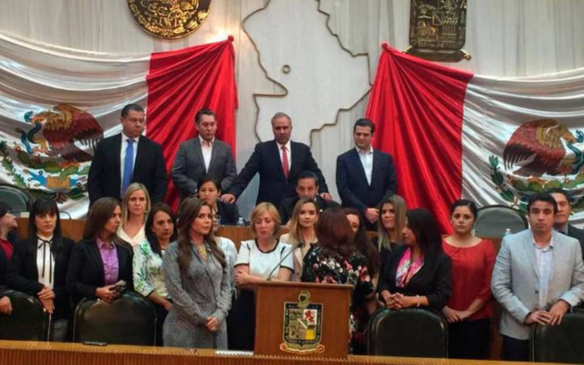 Diputada Claudia Tapia denuncia violencia política por foto sexual truqueada
