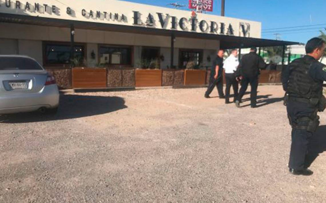 Hombres armados roban y secuestran a gerente de un bar en Chihuahua