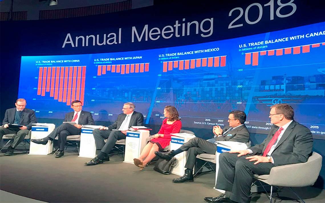 Renegociaciones del TLCAN deben concluir en julio: Guajardo