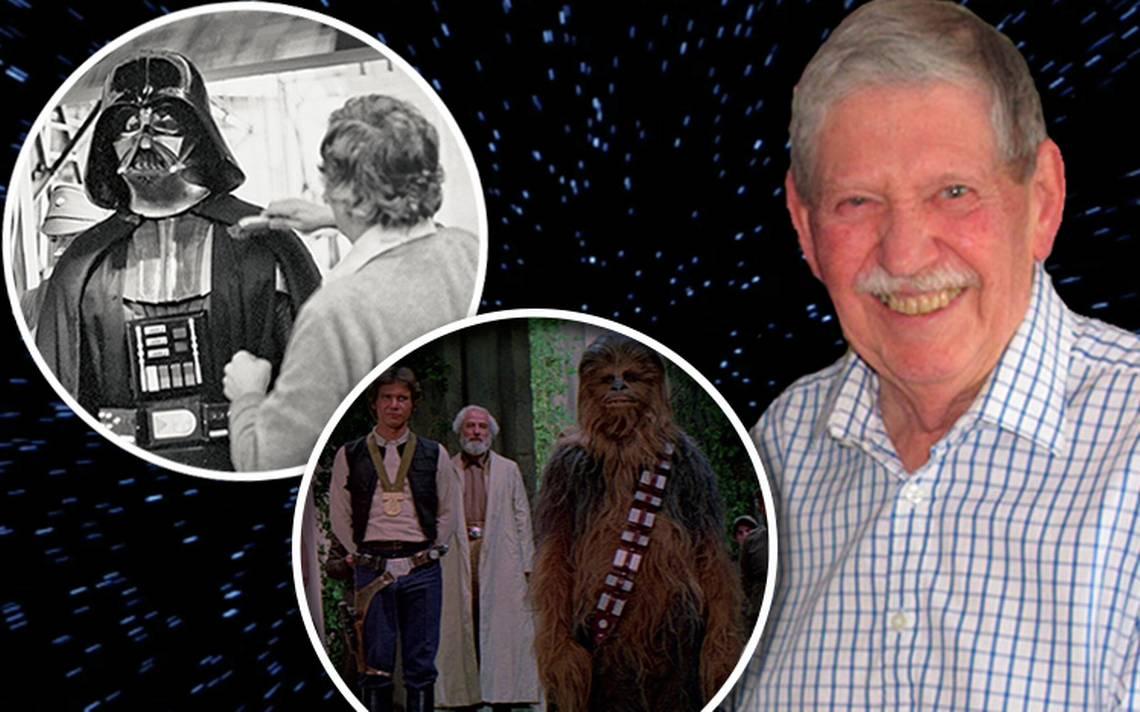 'Que la fuerza te acompañe': muere John Mollo, diseñador de vestuario de 'Star Wars'