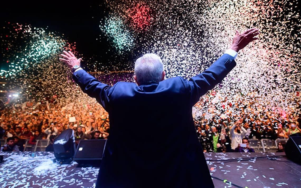 Llama a la reconciliación Andrés Manuel López Obrador