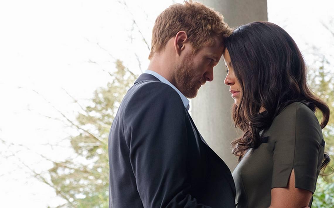 """Se estrena hoy la película """"Harry y Meghan: Un amor real"""""""