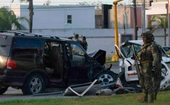 Nuevas balaceras y bloqueos en Reynosa; hay al menos cuatro muertos