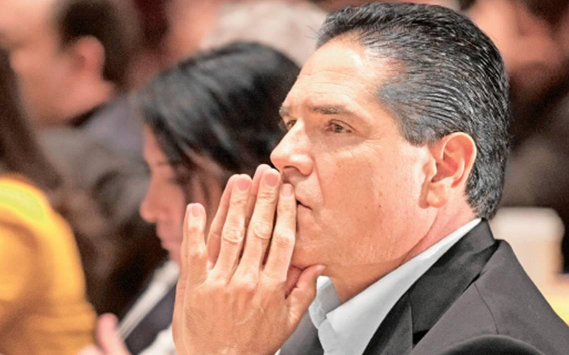 Aureoles listo para proceso de expulsiA?n; asegura no violar estatutos del PRD