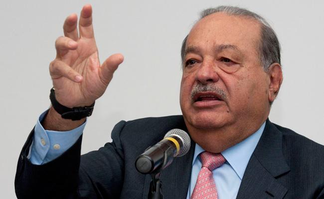 Carlos Slim cae al sexto puesto de los más ricos del mundo según Forbes
