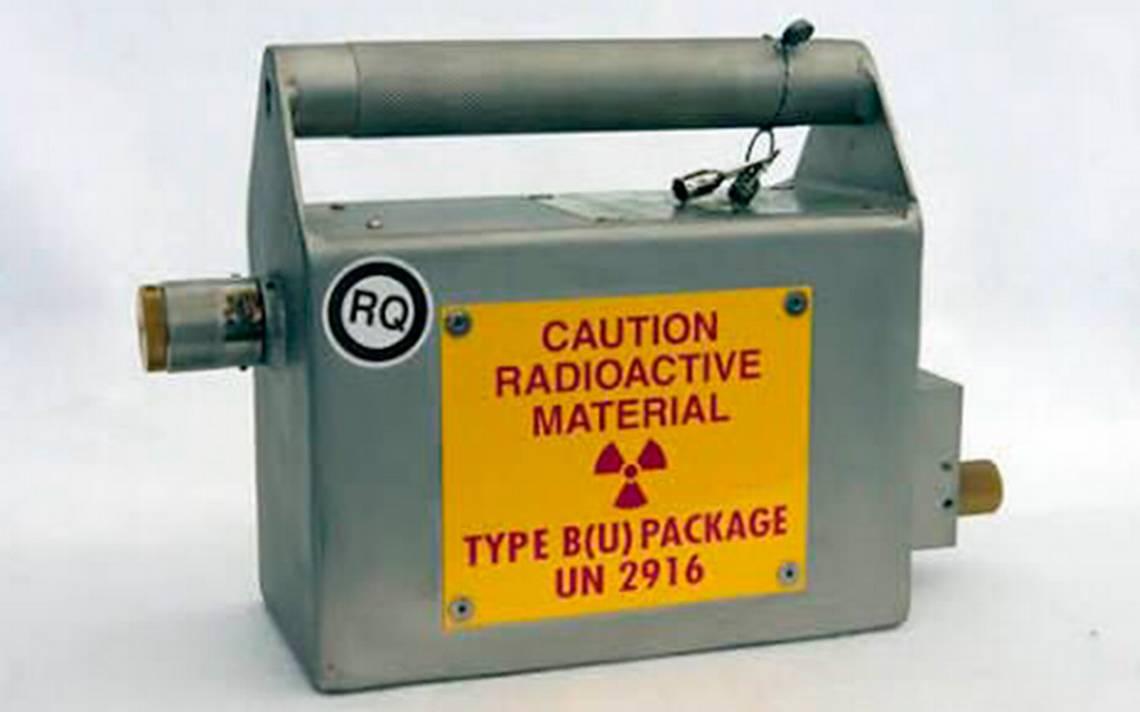 Lanzan alerta en nueve estados por robo de fuente radiactiva en la CDMX