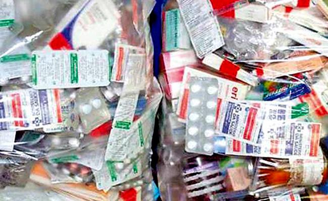 No hay renuncias registradas de medicamentos caducos