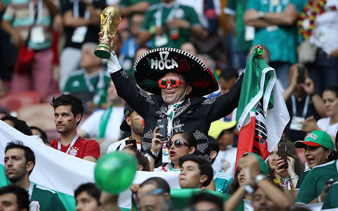 México, segundo país con más apoyo en Rusia