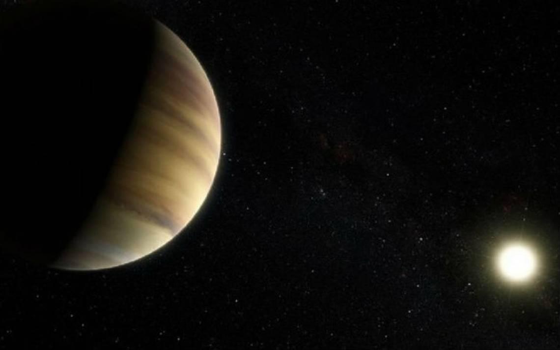 Descubren un planeta fuera del Sistema Solar que no tiene nubes