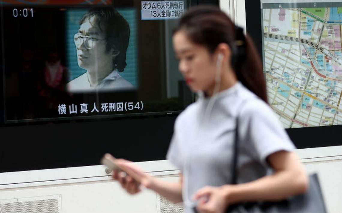 Japón ejecuta a los últimos condenados a muerte de la secta del gas sarín