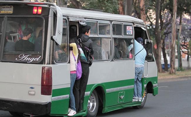 Analizan autoridades ajuste a tarifas de transporte de la ciudad