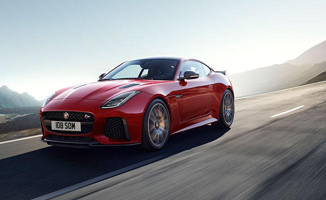"""Conoce al automóvil Jaguar F-Type, el """"felino"""" que sobrepasa las expectativas"""