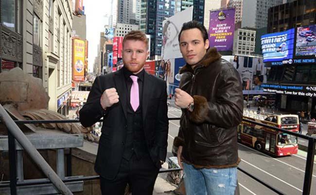 Agotan entradas para pelea Canelo vs Chavez Jr