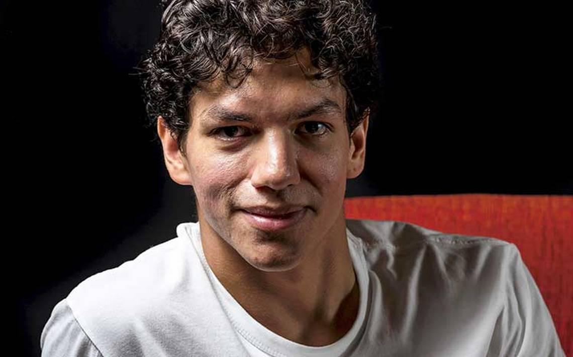Isaac Hernández en la cima del éxito