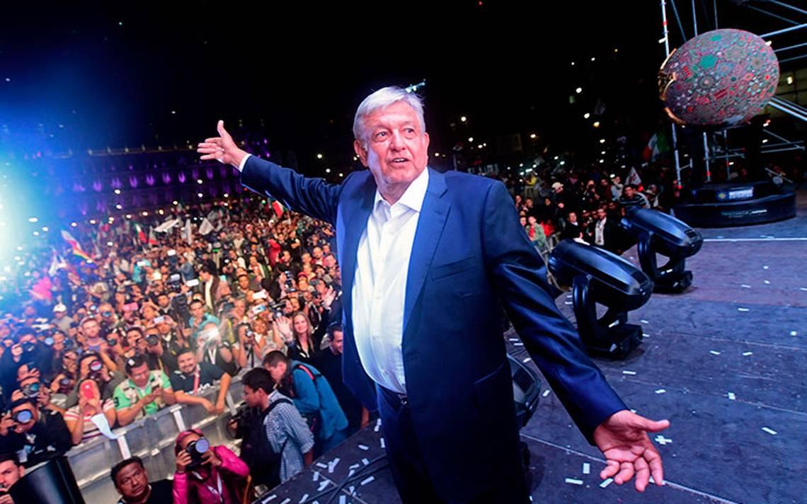 AMLO: Vamos a construir una verdadera democracia, no una dictadura