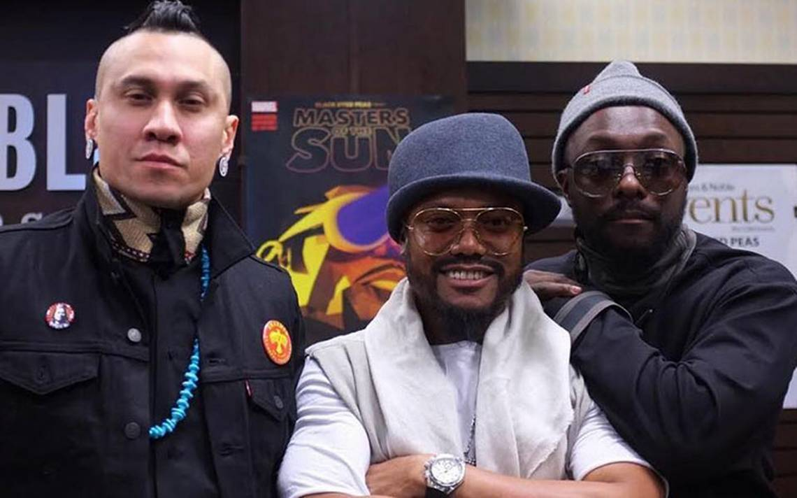 ¡Sin Fergie! Los Black Eyed Peas regresan tras 8 años de ausencia a la CDMX