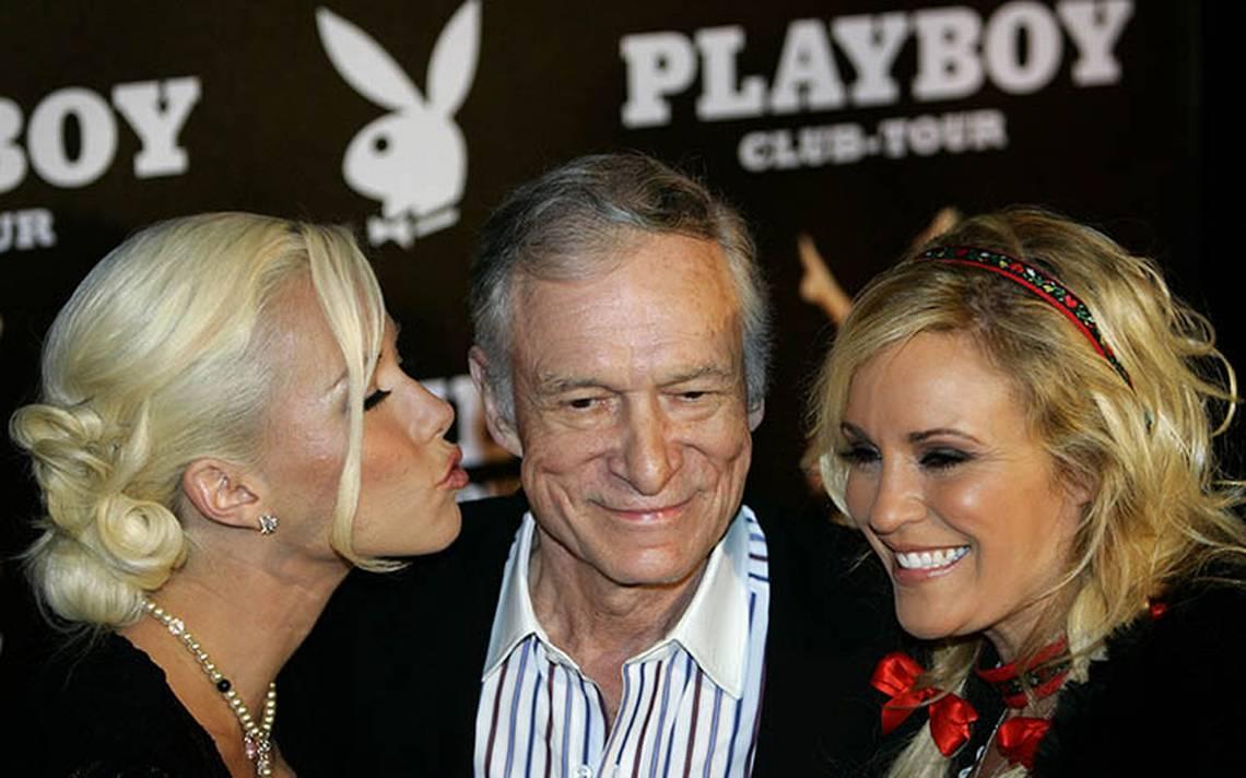 Las conejitas están de luto: muere Hugh Hefner, fundador de Playboy