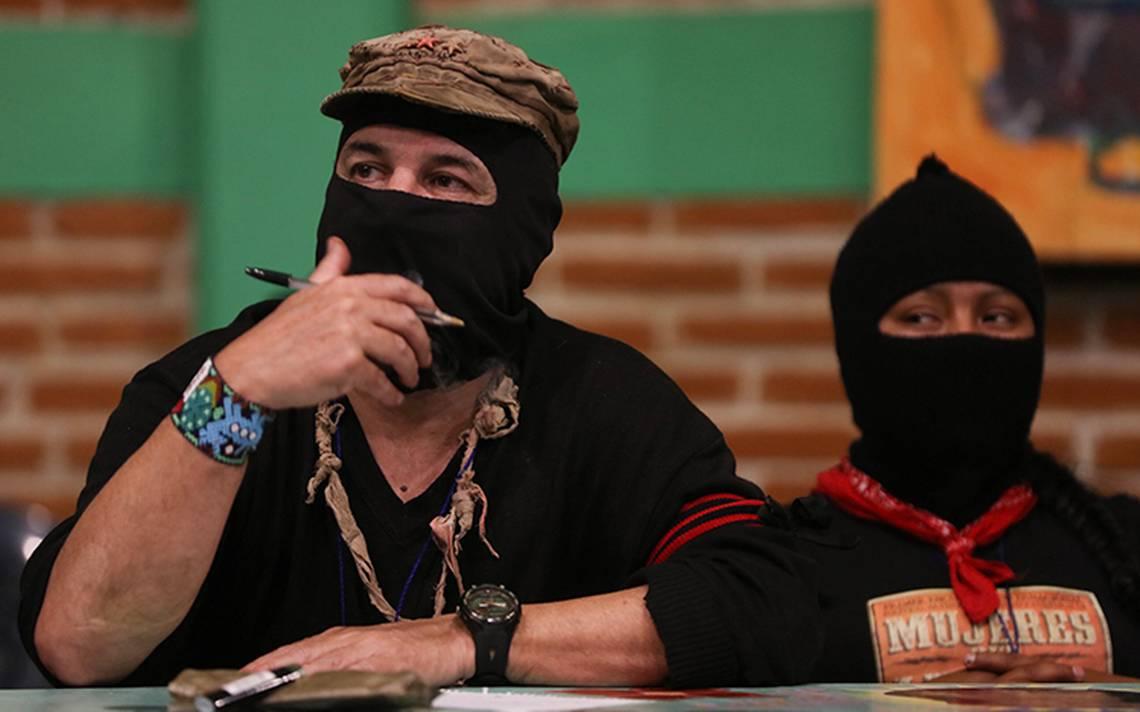 Escéptico el EZLN al nuevo gobierno de AMLO