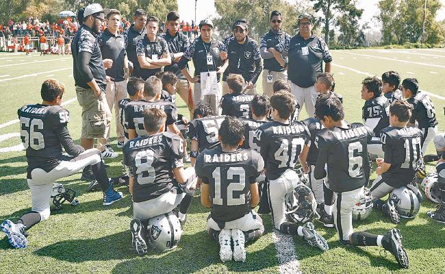 El club Raiders Arboledas, en peligro por conflicto
