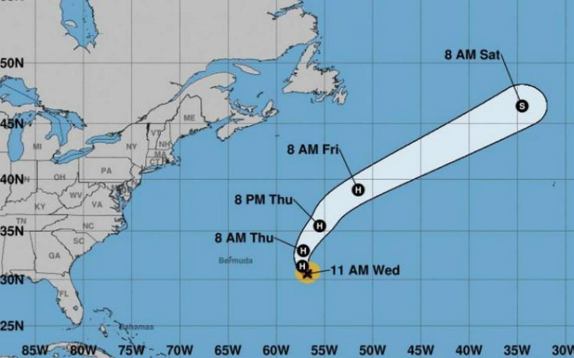María se convierte de nuevo en huracán